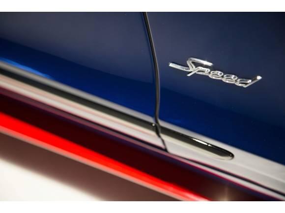 Nuevo Bentley GT Speed Black Edition, aún más potente