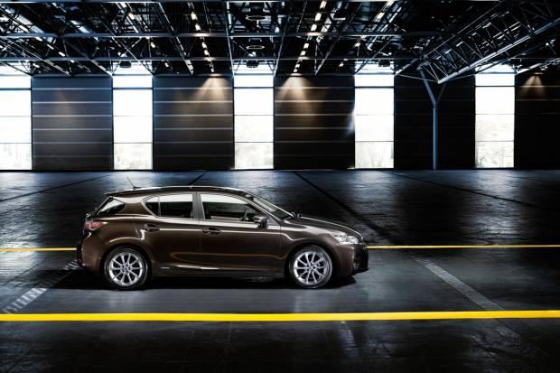 Nuevo Lexus CT 200h Hybrid Plus, sólo 30 unidades a la venta