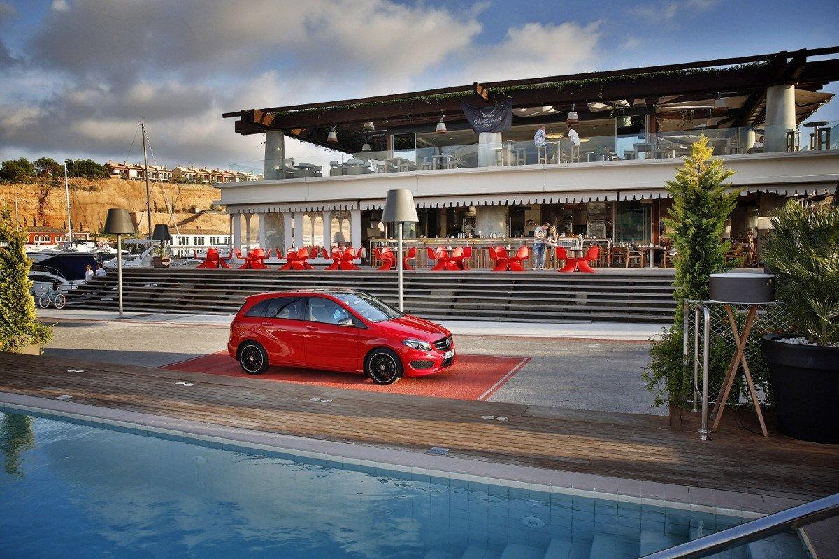 Mercedes Clase B 2015