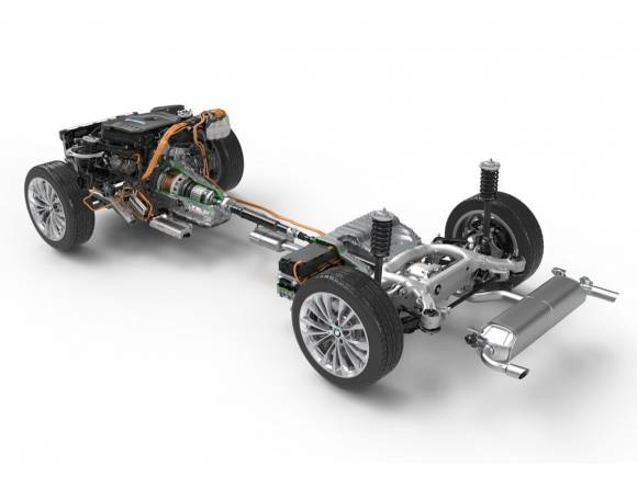 Nuevo BMW Serie 5 2017: la berlina más tecnológica