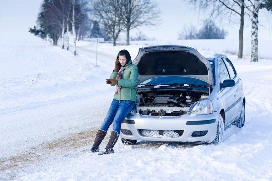 Emergencia en inverno