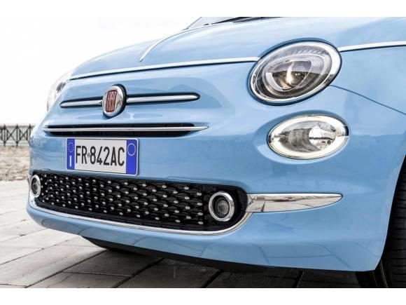 Nuevo Fiat 500 Spiaggina '58, celebrando el cumpleaños