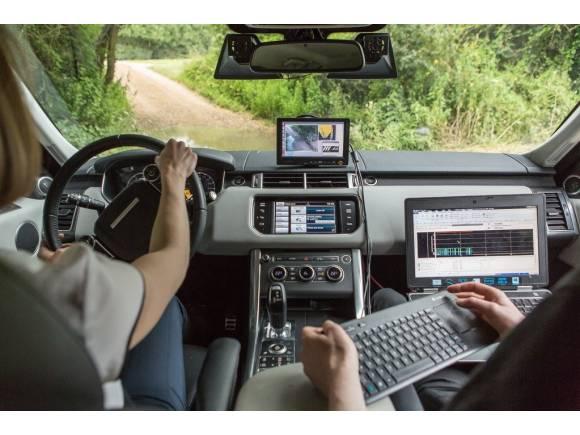 Nuevas tecnologías todoterreno de Land Rover con conducción autónoma