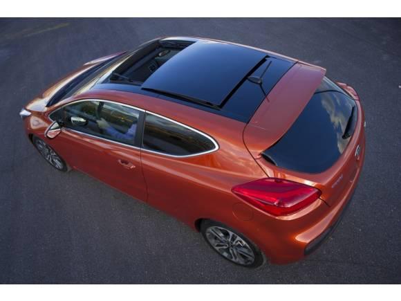 Kia pro_cee'd 2013, probamos la versión coupé del compacto Kia cee'd