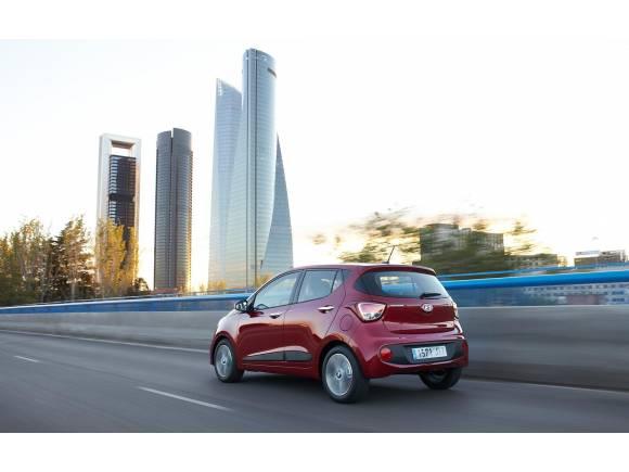 Hyundai i10 1.0 GLP Eco Edition: el coche urbano ideal para ahorrar