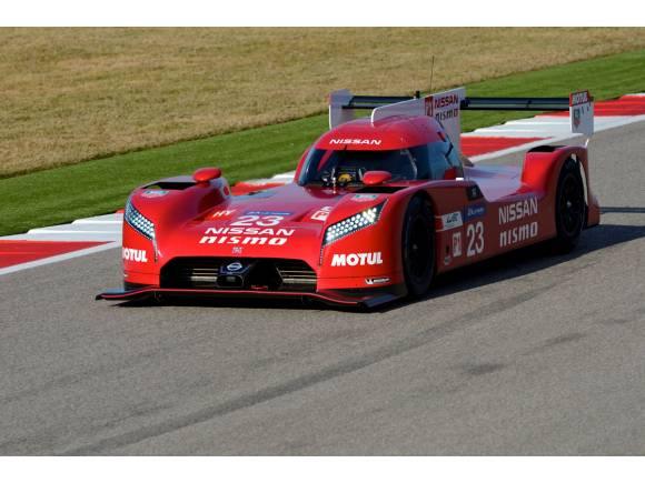 Nissan GT-R LM NISMO: el nuevo coche de Marc Gené para Le Mans