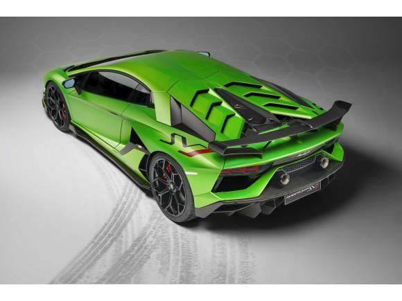 Nuevo Lamborghini Aventador SVJ, el más rápido de la historia
