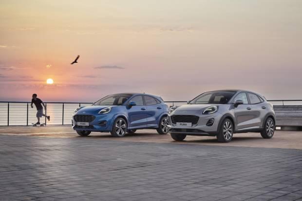 Gama y precios del nuevo SUV Ford Puma