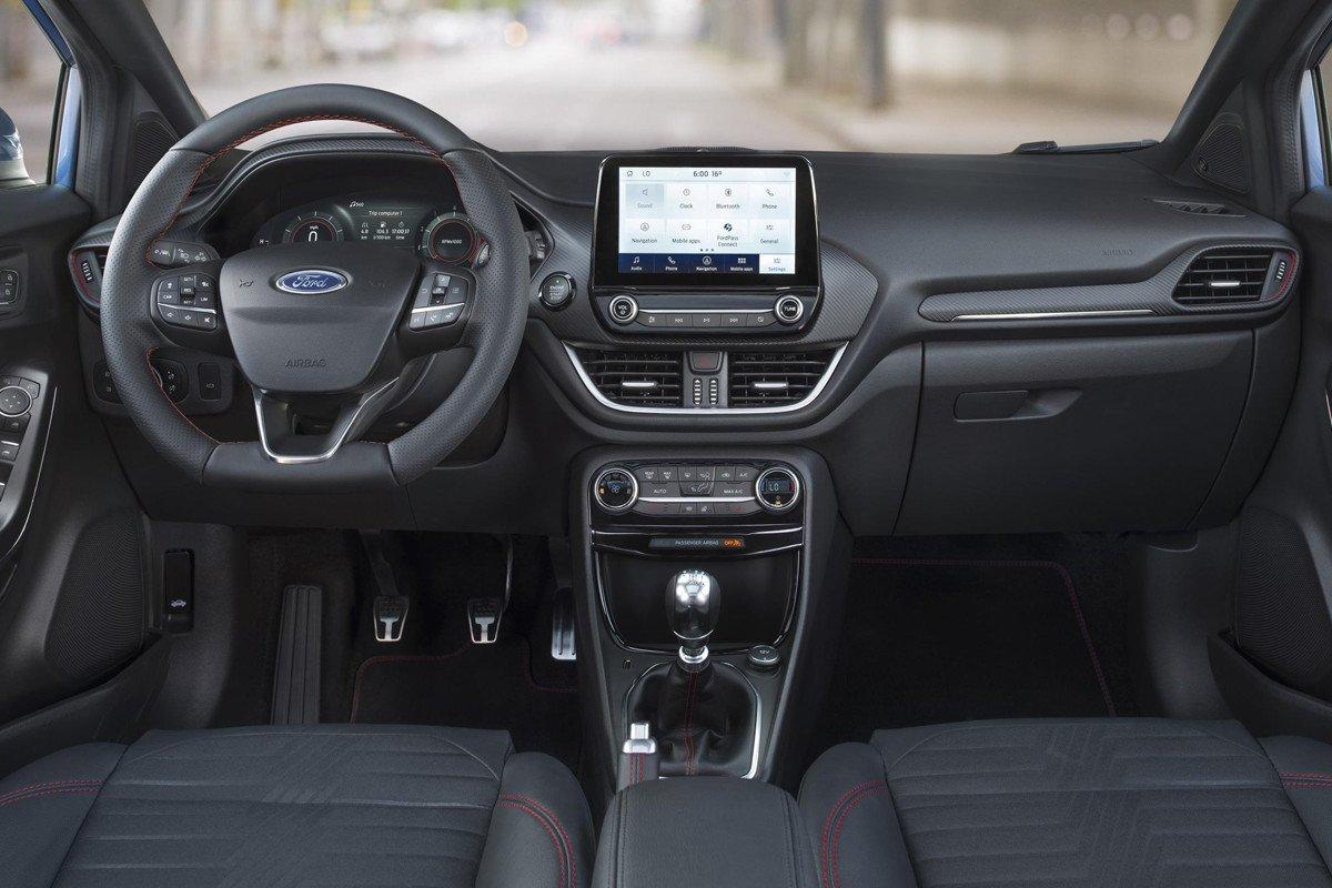 Gama precios Ford Puma
