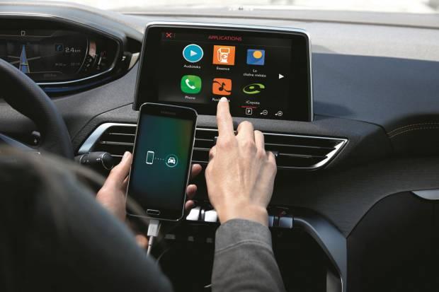 """Peugeot actualiza su aplicación """"MyPeugeot"""" para móviles"""