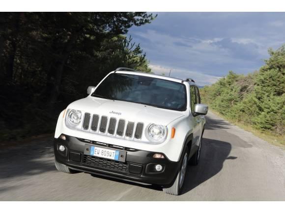 Prueba: Jeep Renegade 2.0 MultiJet 120 CV 4x4