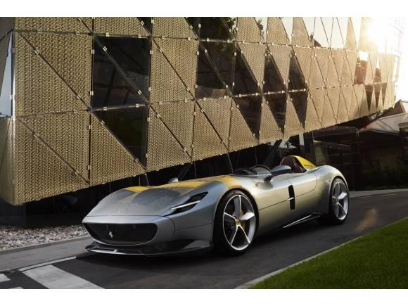 Ferrari lanza una submarca de ediciones limitadas llamada Icona