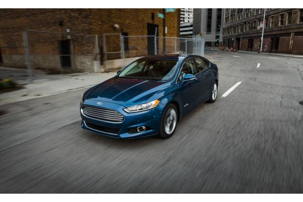 Ford prueba sus vehículos autónomos en California