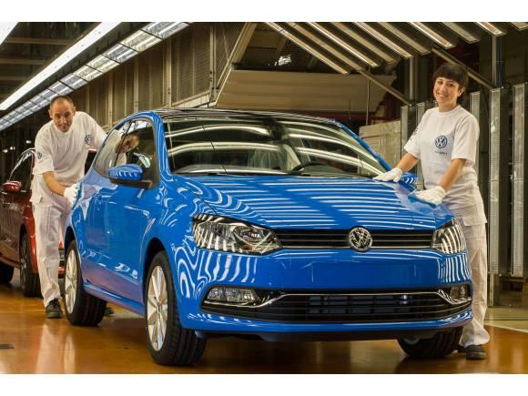 Empieza la producción del nuevo Volkswagen Polo en Navarra