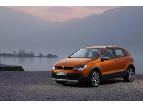 Llega la versión Cross del Volkswagen Polo