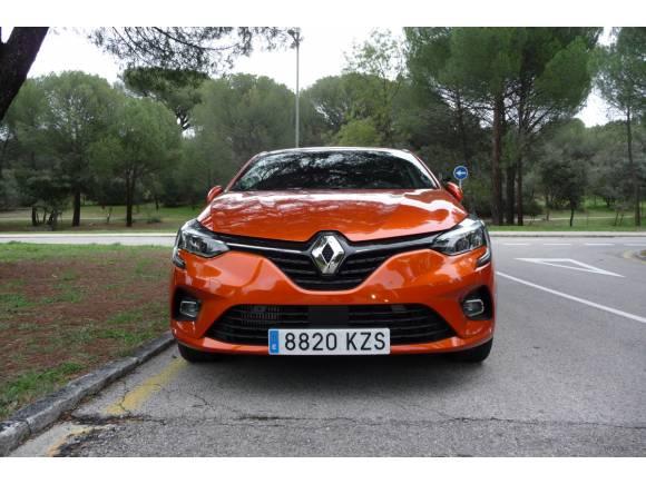 Prueba 10 Renault Clio TCe 100: referente en su categoría