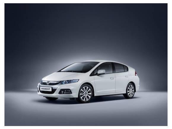 Nuevo Honda Insight