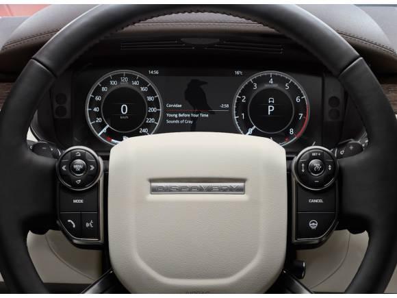 Prueba Land Rover Discovery 2017 TD6 HSE, grande y premium