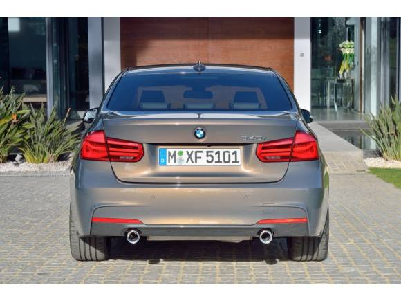 Nueva BMW Serie 3 y Serie 3 Touring 2015