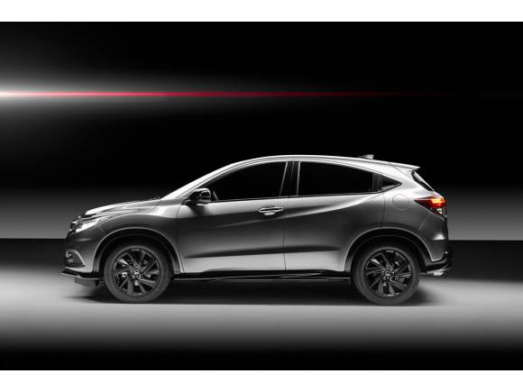 El Honda HR-V recibe un nuevo equipamiento y motor en 2019