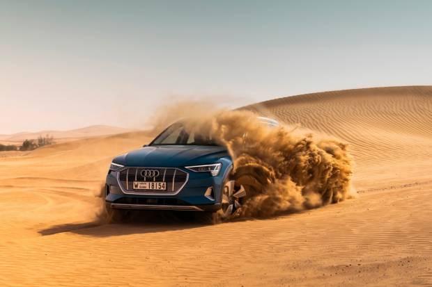 El significado de e-tron, la esencia de Audi para sus coches eléctricos