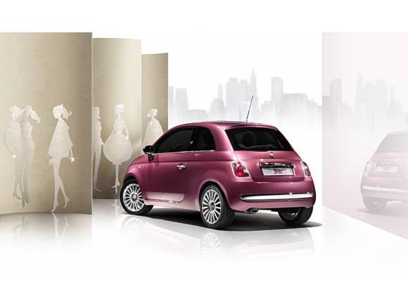 Fiat 500 Barbie