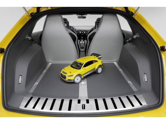 Audi TT offroad concept, otra propuesta de SUV deportivo de Audi