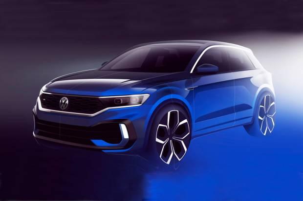 Primera información del Volkswagen T-Roc R