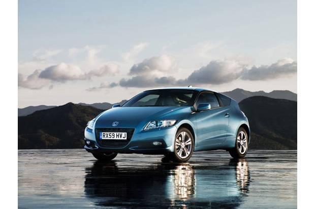 Honda CR-Z: Un paseo por Japón