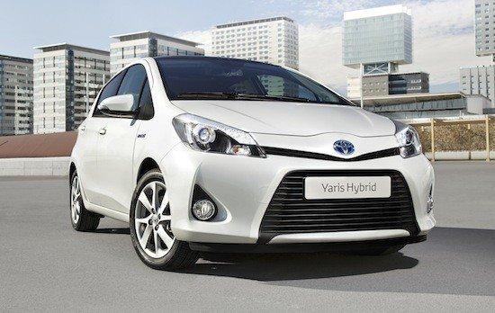 El Toyota Yaris Híbrido lleva el sistema del Prius adaptado a las menores necesidades de potencia.