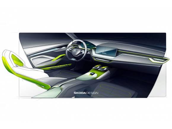 Skoda Vision X, el futuro SUV más pequeño de la gama checa