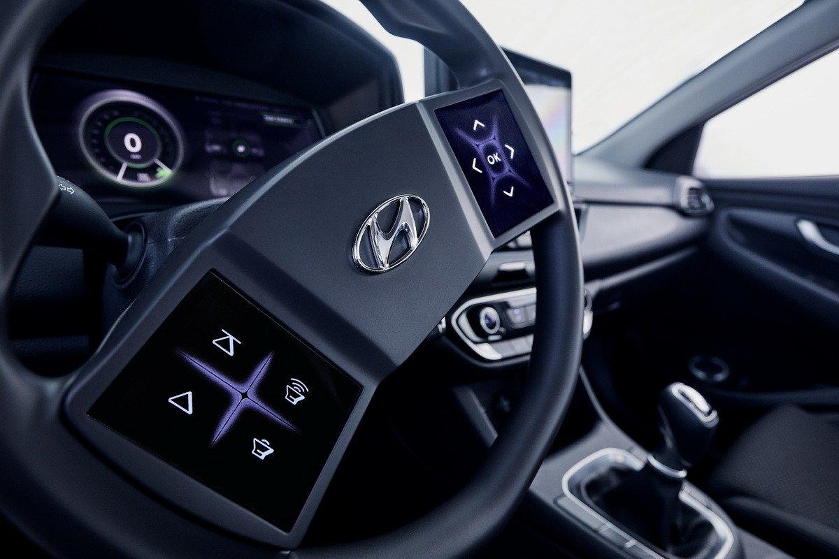 Hyundai diseña el Cockpit del futuro