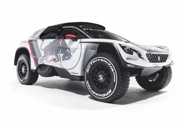 BF Goodrich, neumático oficial del Dakar 2017