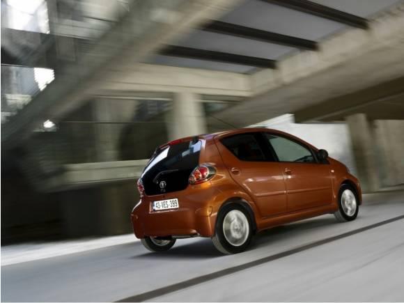 Toyota Aygo 2012, preparado para la vida moderna