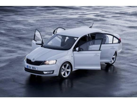 Prueba Skoda Rapid: Impresiones de conducción, fotos y datos