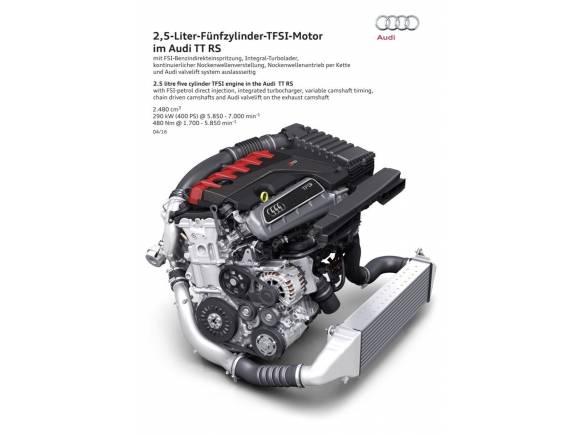 Prueba Audi TT RS Coupé y Roadster: eficacia pura