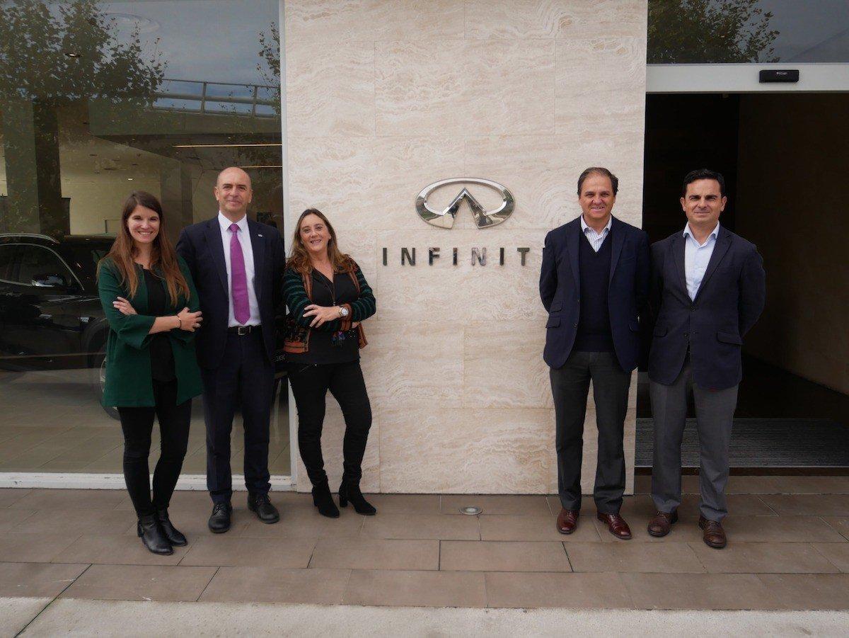 adiós de Infiniti en España