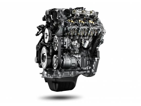 Nuevo Volkswagen Amarok: también con motor V6 TDI