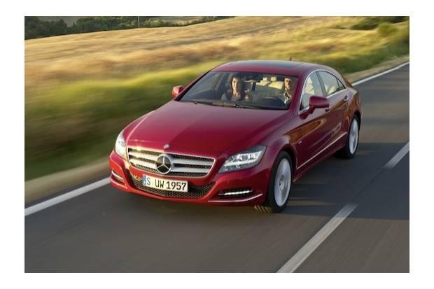 Nuevas imágenes y precios para Europa del nuevo Mercedes CLS