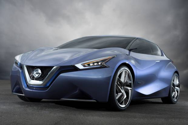Video: Nissan Friend-Me Concept