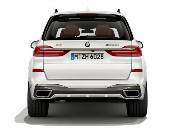 Así son los nuevos BMW X5 M50i y X7 M50i