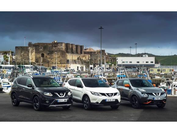 Más personalización para Juke y Qashqai: versiones especiales en la gama SUV de Nissan