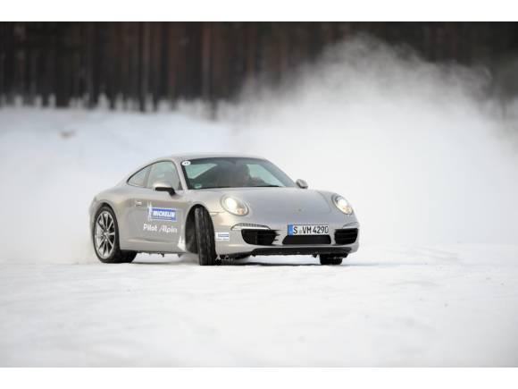 Verdades y mentiras sobre los neumáticos de invierno.