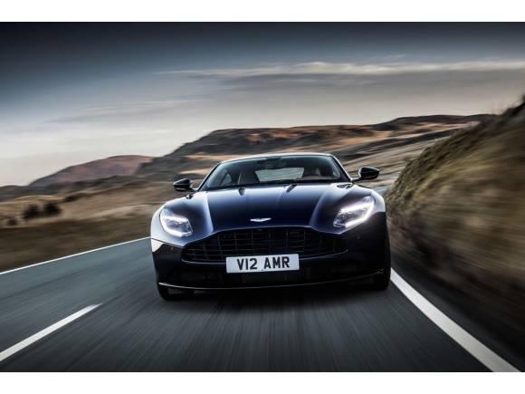 Aston Martin DB11 AMR, todavía más deportivo