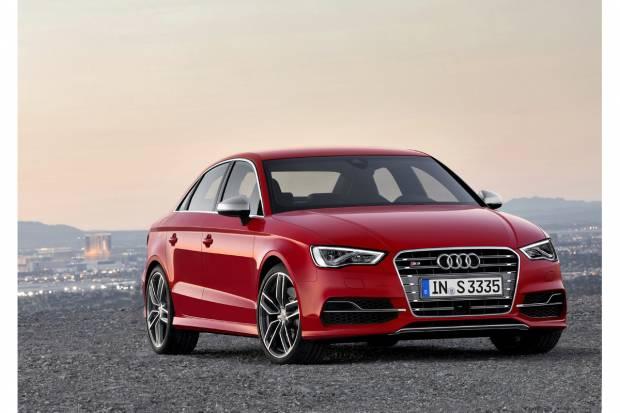 Audi A3 Sedan, el rival de Audi para el Mercedes CLA