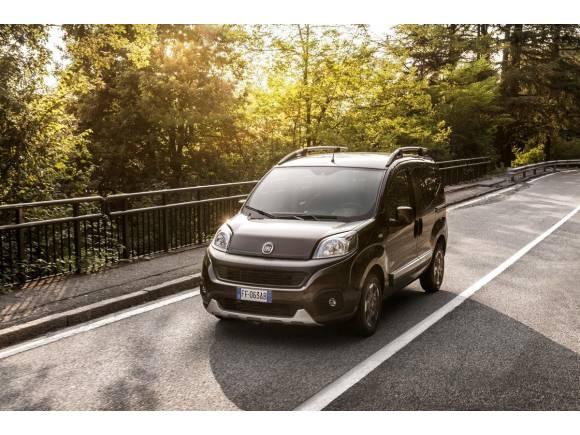 Nuevo Fiat Qubo: económico, versátil y campero