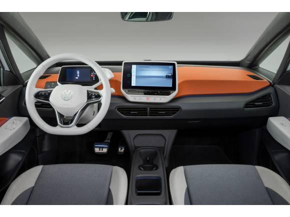Así es el nuevo ID.3, el modelo eléctrico que inicia una nueva era en Volkswagen