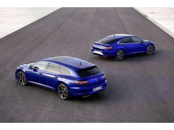 Volkswagen Arteon: rediseño con versión híbrida enchufable y R