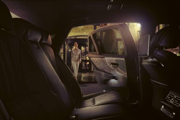 Así es el interior del buque insignia de Lexus, el LS 500h