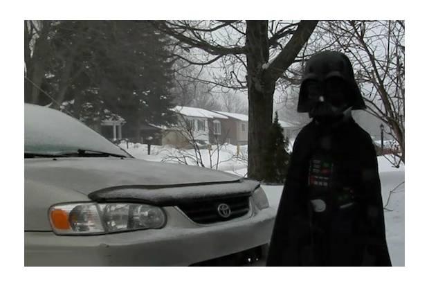 Vídeo: Anuncio Toyota y Darth Vader